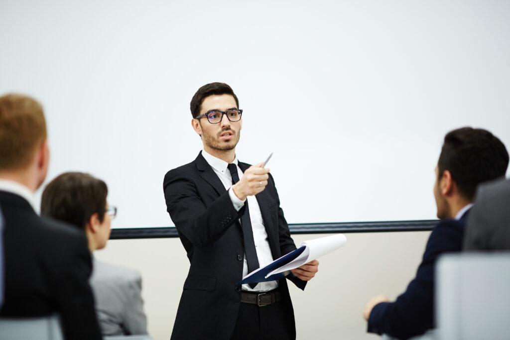 preparase para hablar en publico y conferencias